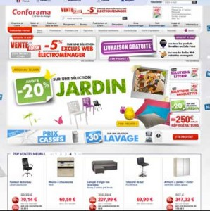 Promotion des reductions incroyable - Code promo conforama radin ...