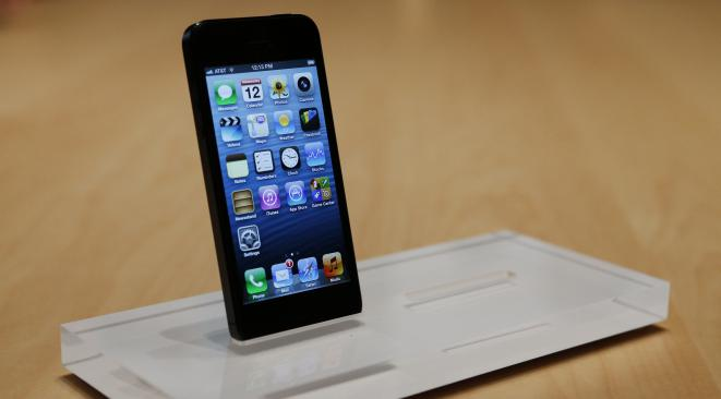 consommation iphone 5 occasion